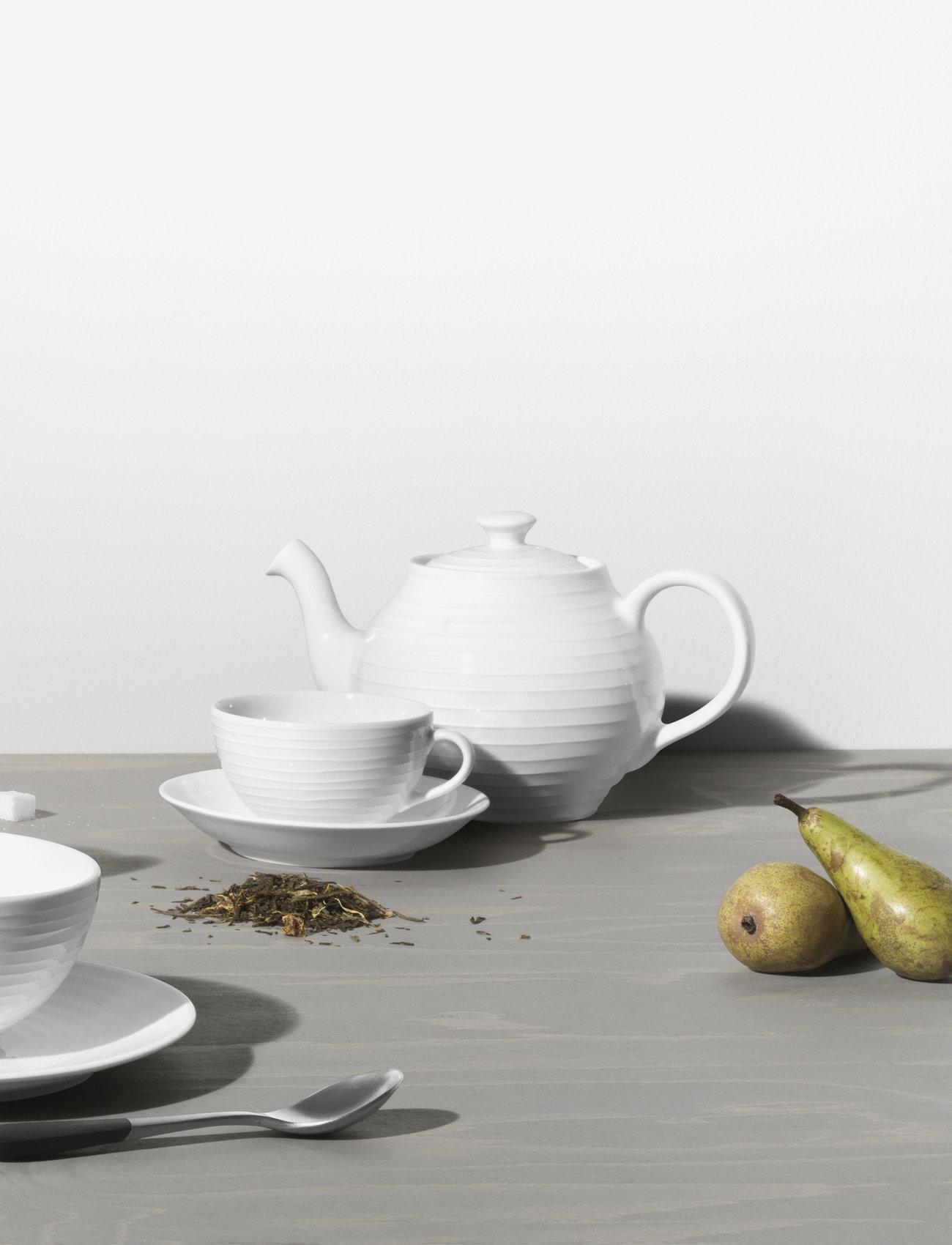 Design House Stockholm - Blond Tea Pot - teepannut - white - 1