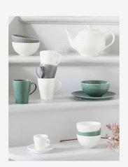 Design House Stockholm - Blond small bowl - aamiaiskulhot - green/stripe - 1