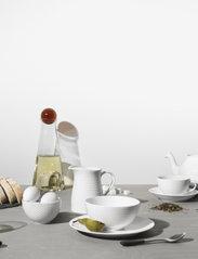 Design House Stockholm - Blond soup/cereal bowl - aamiaiskulhot - green/stripe - 2