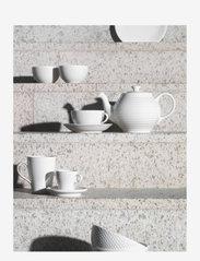 Design House Stockholm - Blond Tea Pot - teepannut - white - 2