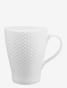 Blond mug - kaffekopper - grey/stripe