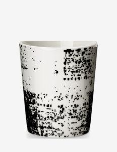 Detail Mug - kaffekopper - white/black