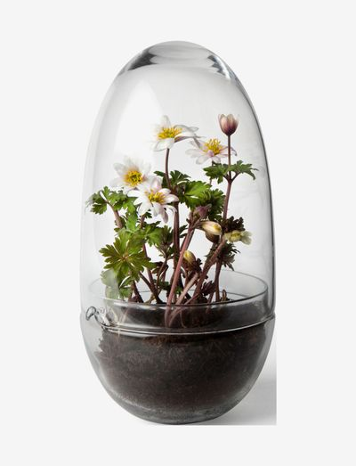Grow Greenhouse Medium - maljakot - clear