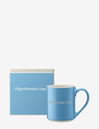 Astrid Lindgren mug - kahvikupit - blue