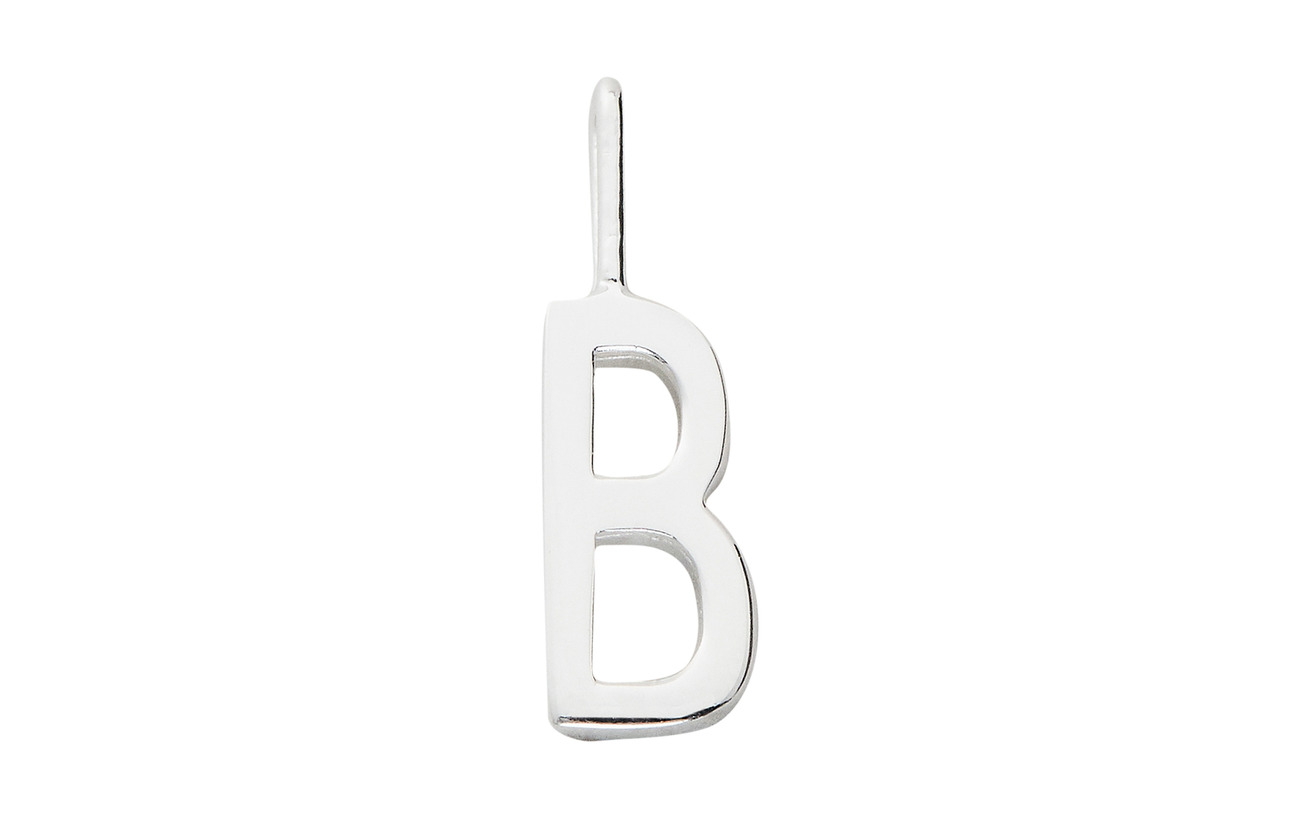 Silver 10mm Letters A Sterling zsilverDesign 925 drxhtQsC
