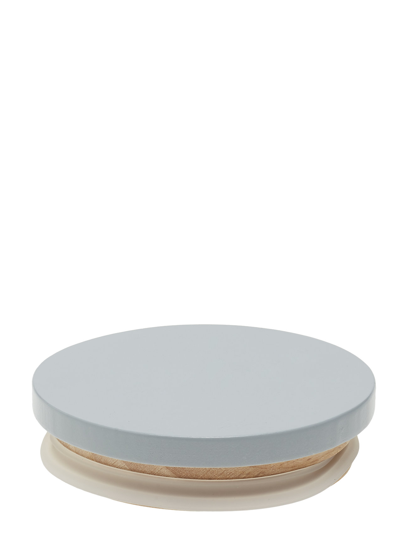 Image of Wooden Lid For Porcelain Cup Home Meal Time Cups & Mugs Grå Design Letters (3452121501)