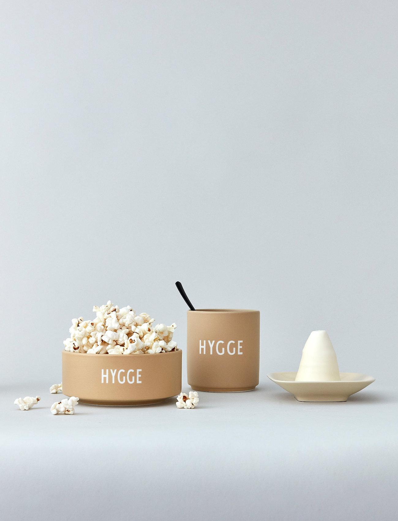 Design Letters - Snack bowl - saladiers de service - beige - 1