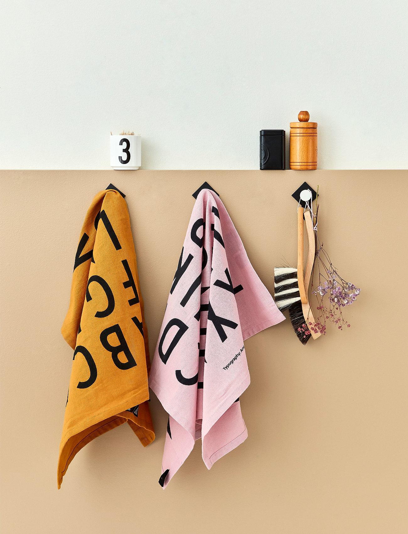 Design Letters - Classic Tea Towel 2-pack - torchons - honey - 1
