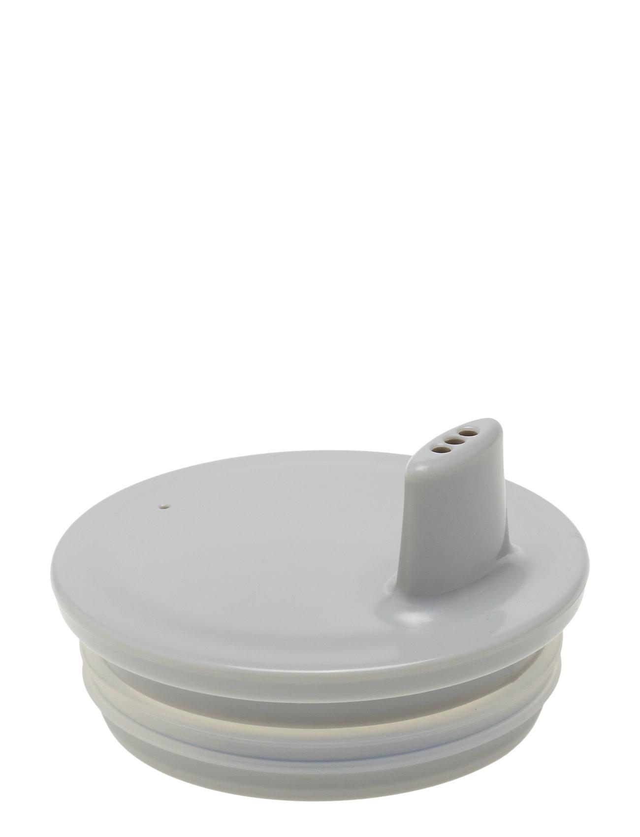 Design Letters Drink lid for melamine cup - GREY