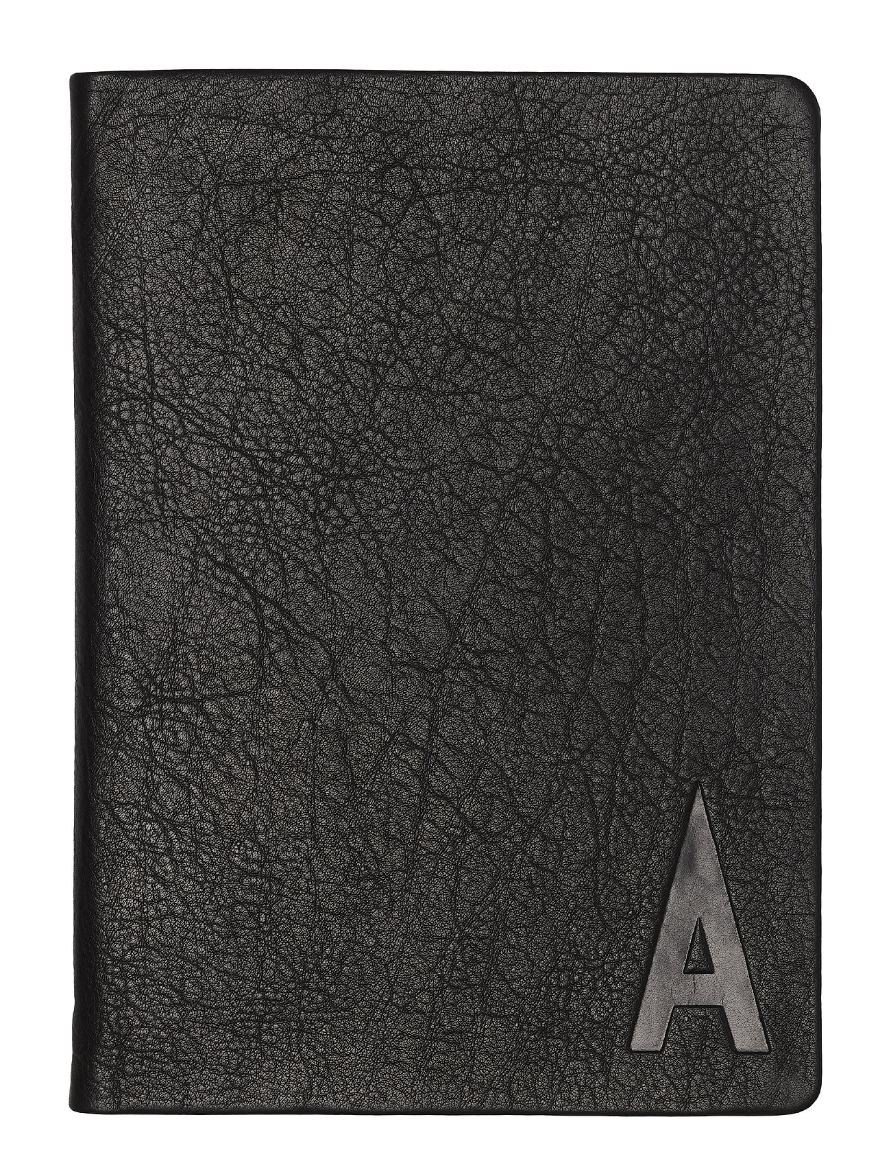 Design Letters SUIT UP - Personal Notebook - BLACK