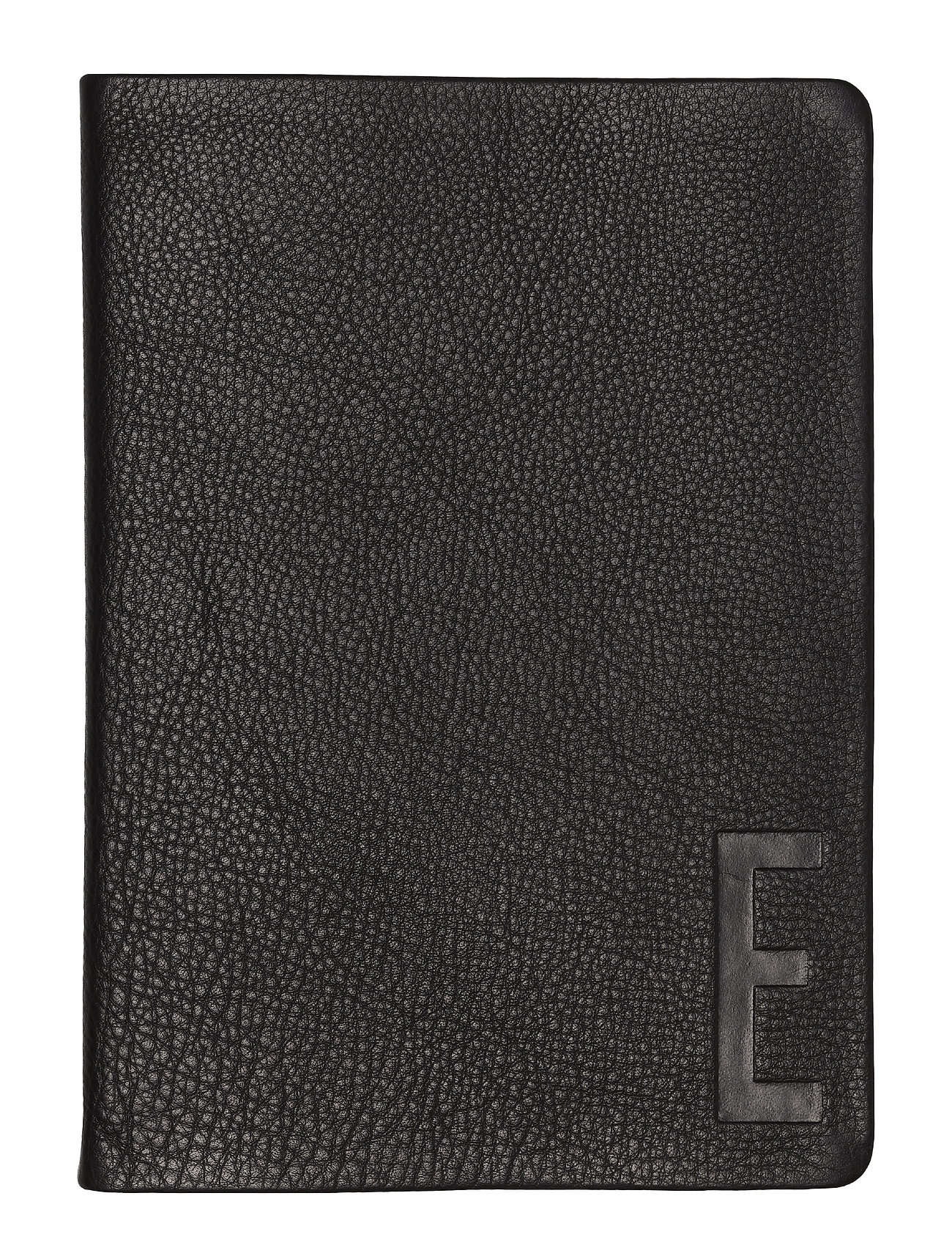 Suit Up - Personal Notebook Kodin Sisustus Musta Design Letters