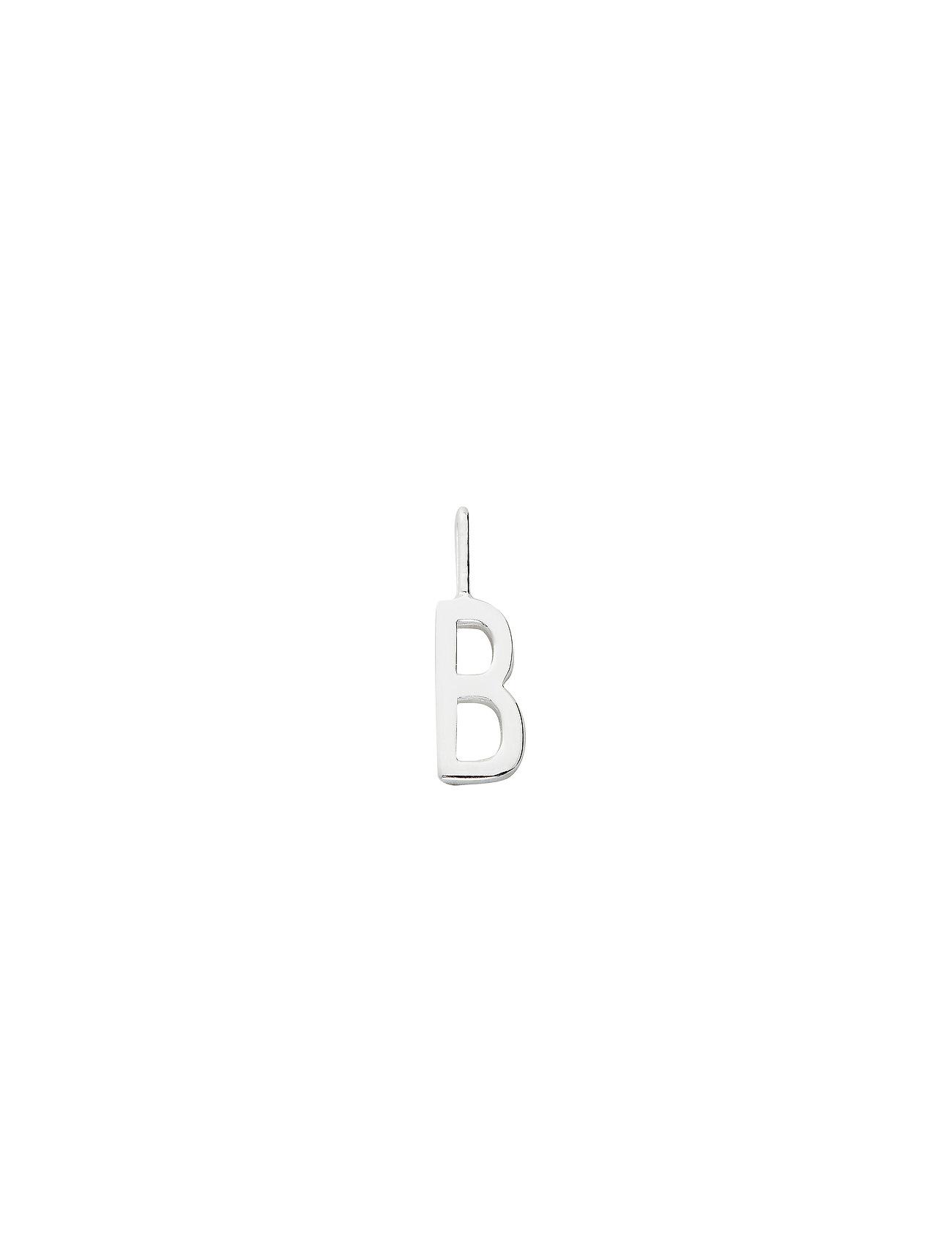 10mm 925 Sterling Silver A-Z Kaulakoru Riipukset Hopea Design Letters