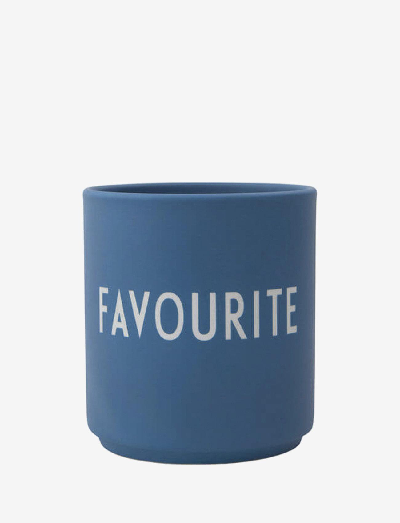 Design Letters - Favourite cup - vaisselle - dbfavourit - 0