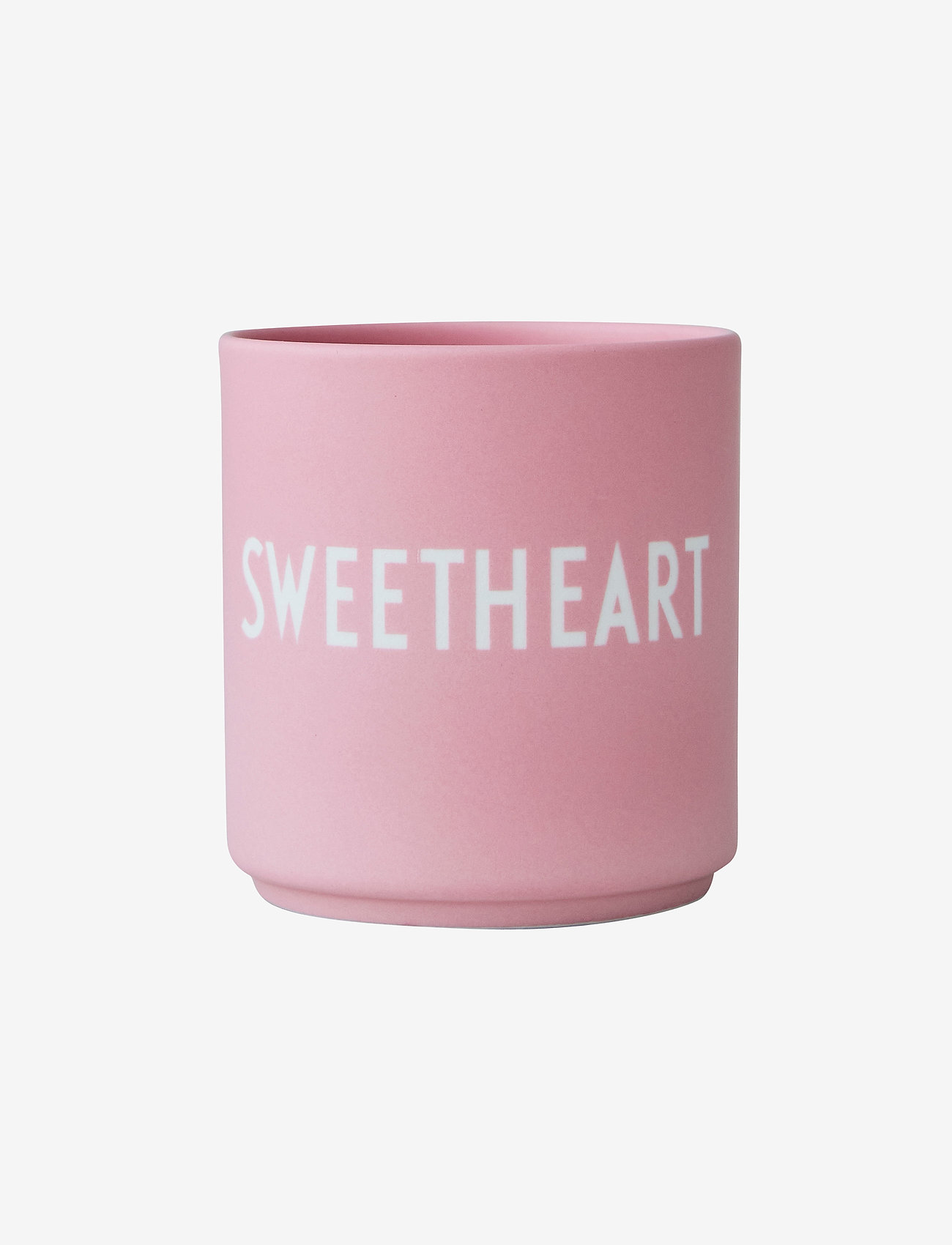 Design Letters - Favourite cup - vaisselle - pink - 0