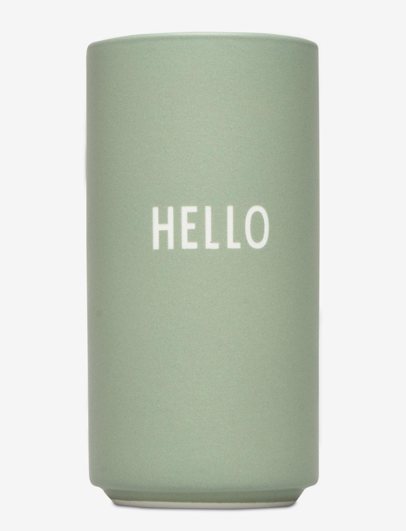 Design Letters - Favourite vase - etui - greenhello - 0