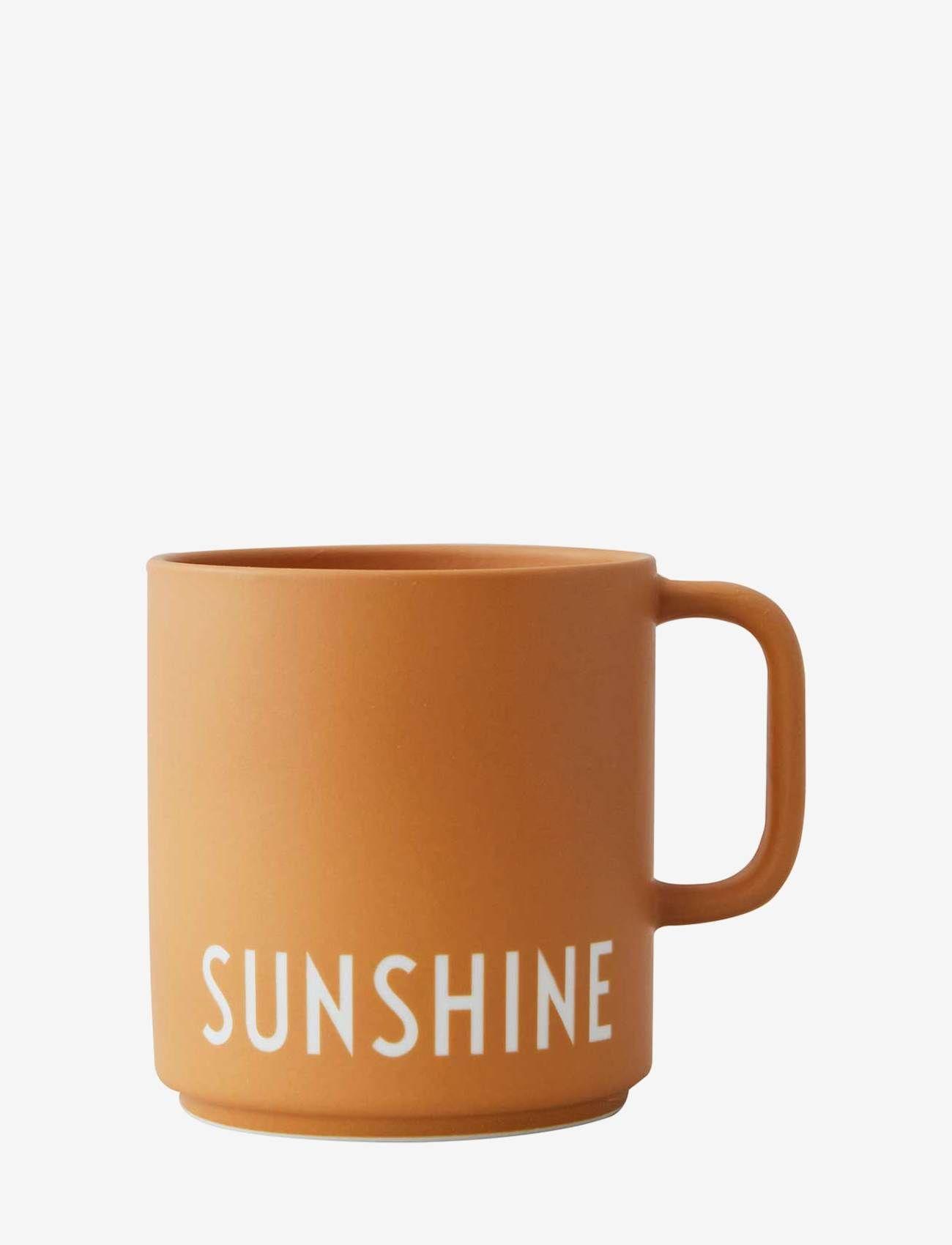 Design Letters - Favourite cup with handle - tasses à café - musunshine - 0