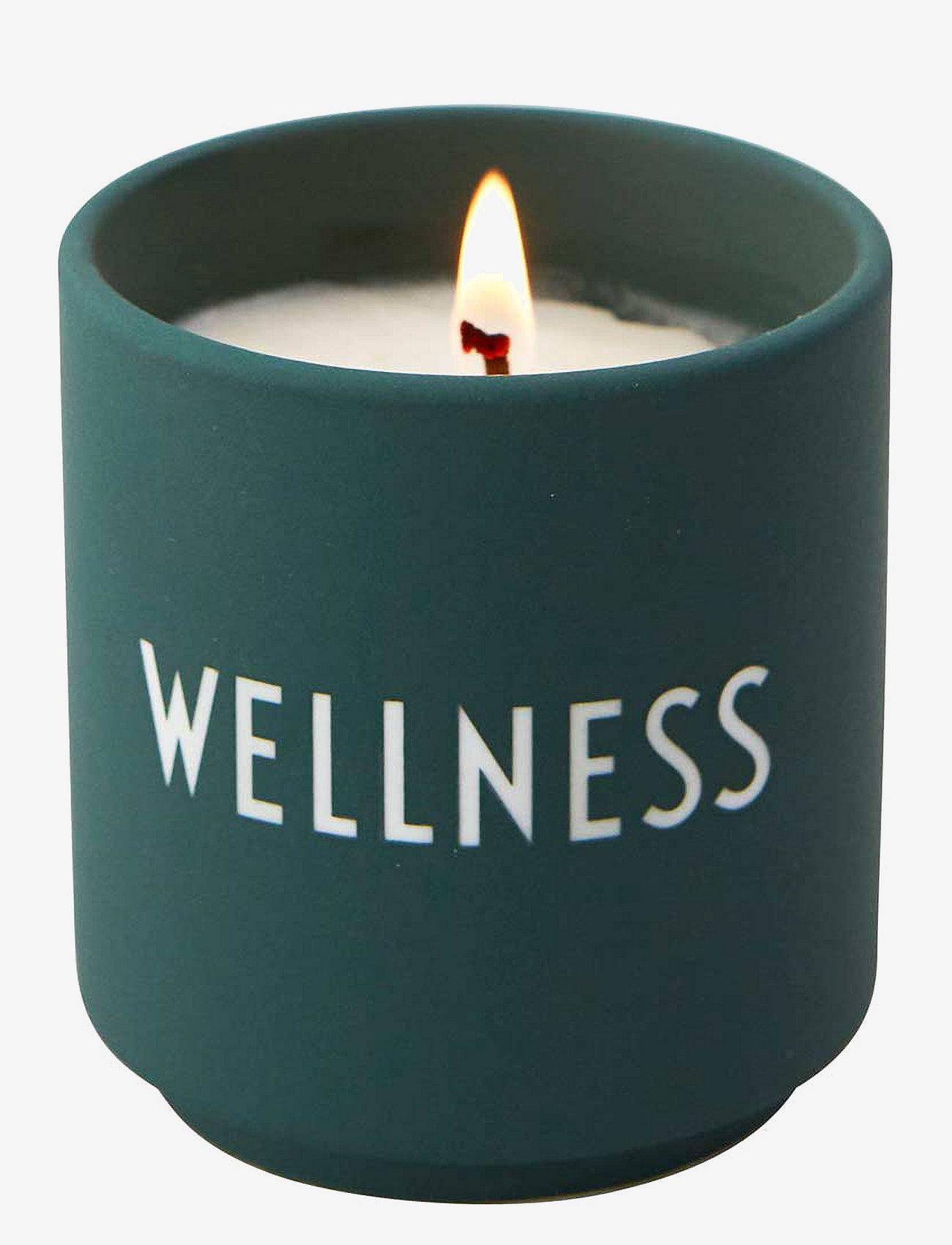 Design Letters - Scented Candle - diffuseurs de parfum - dgwellness - 0