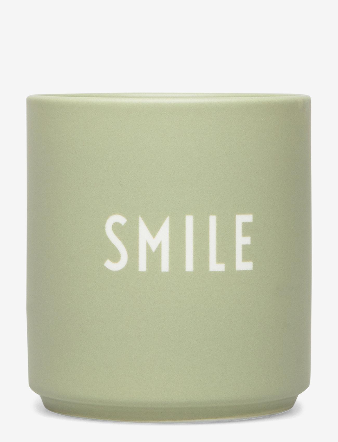 Design Letters - Favourite cups - tasses à café - smile - 0
