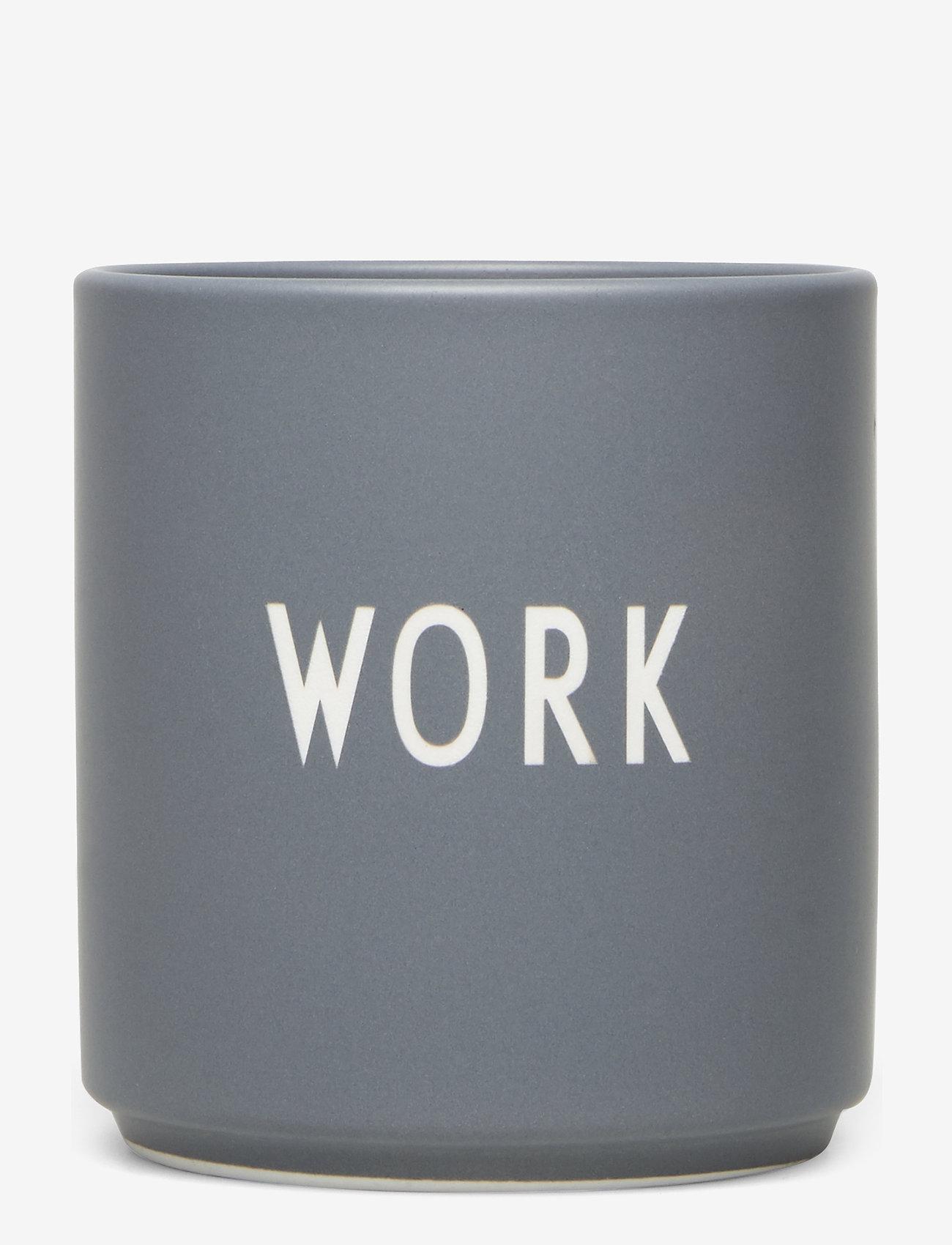 Design Letters - Favourite cups - tasses à café - work - 0