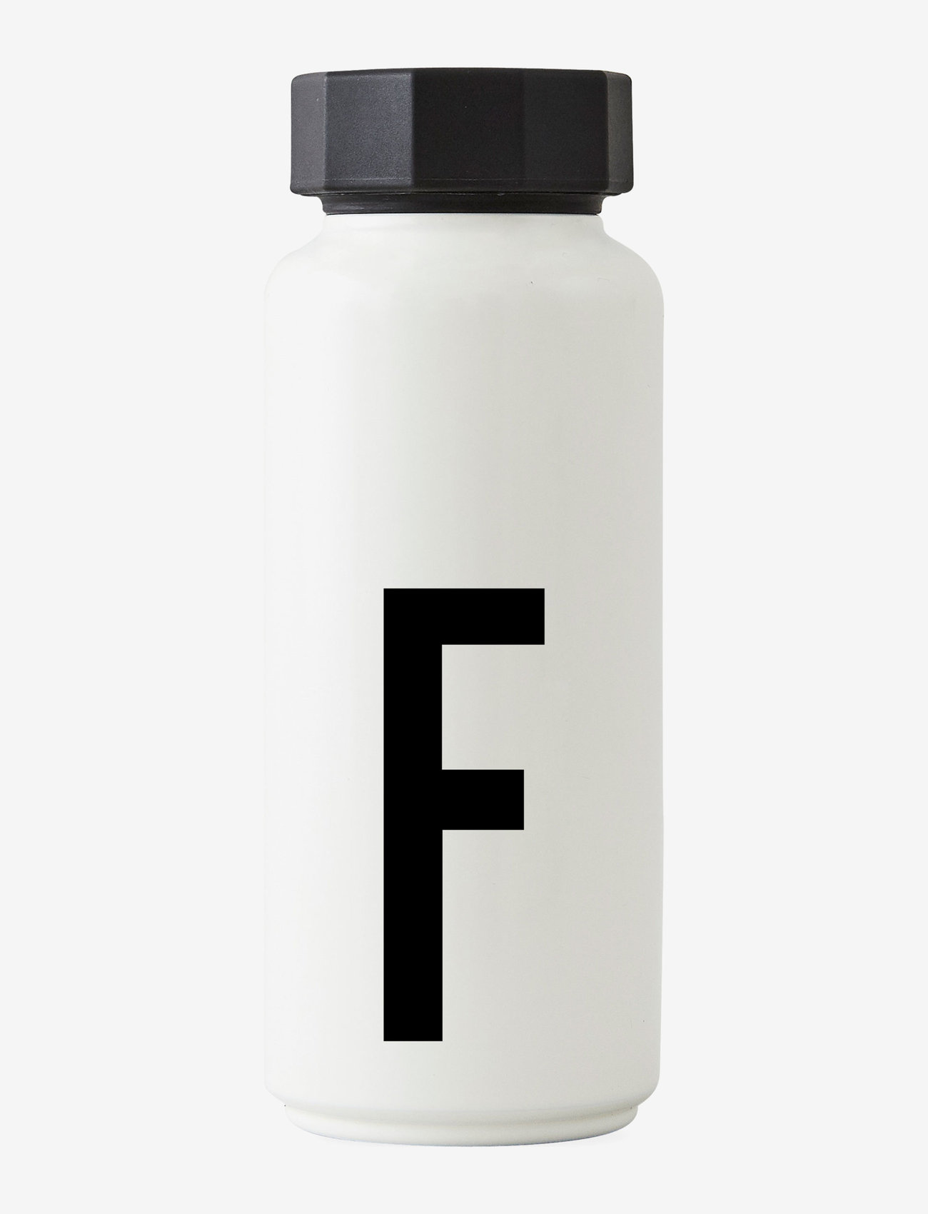 Design Letters - Thermo bottle A-Z - bouteilles isothermes - white - 0