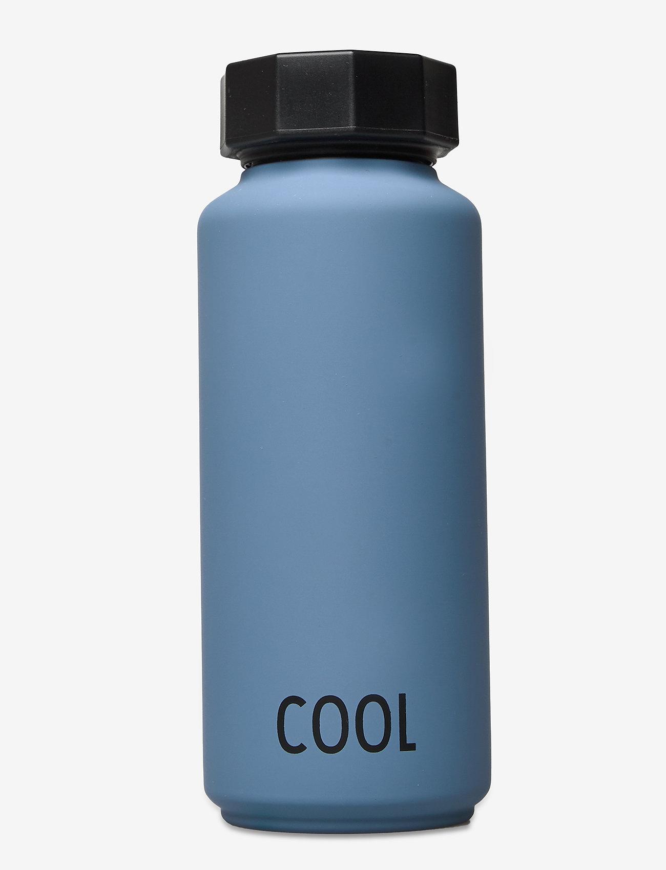 Design Letters - Thermo Bottle Color - butelki termiczne - blue - 1