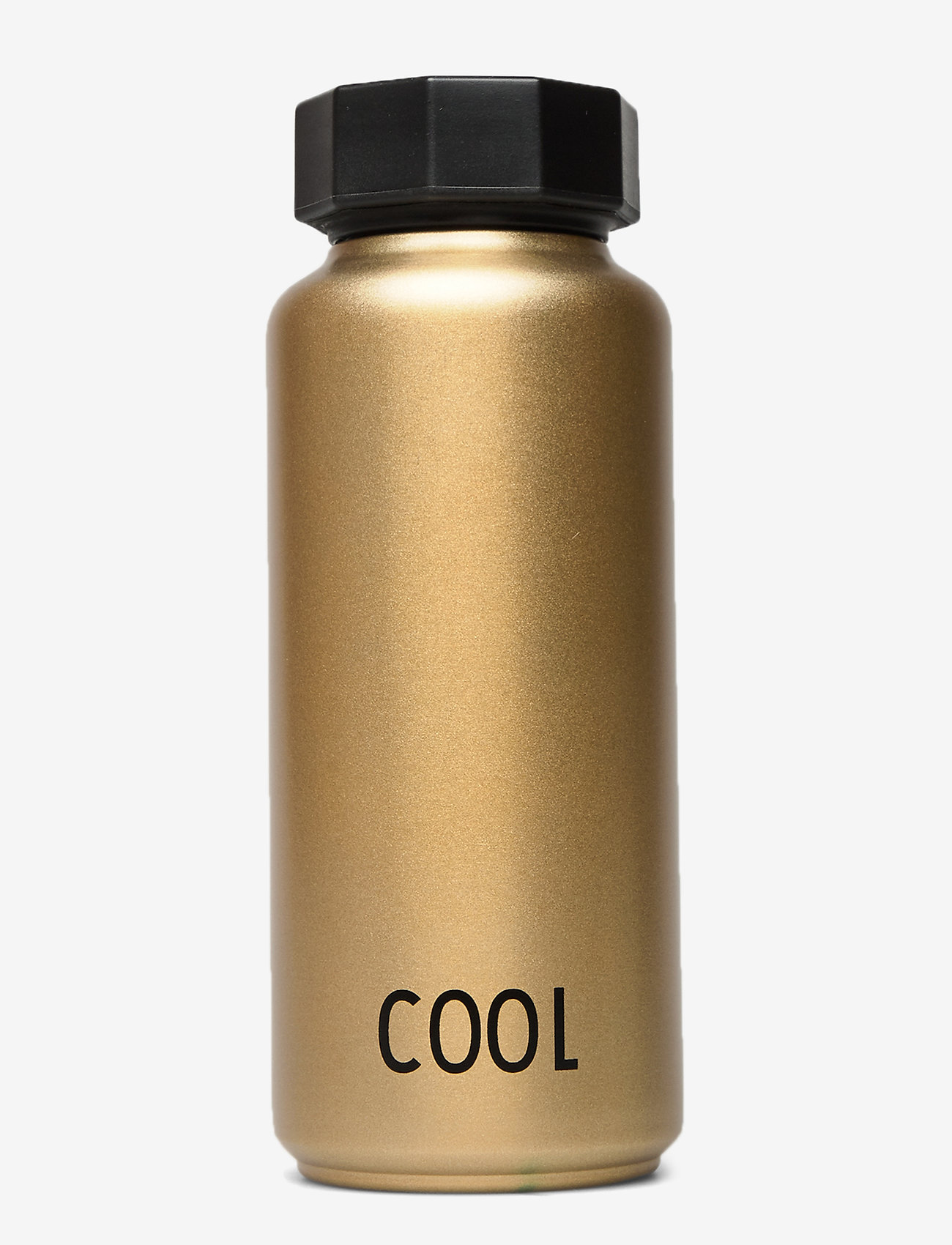 Design Letters - Thermo Bottle Color - termosy - gold - 1