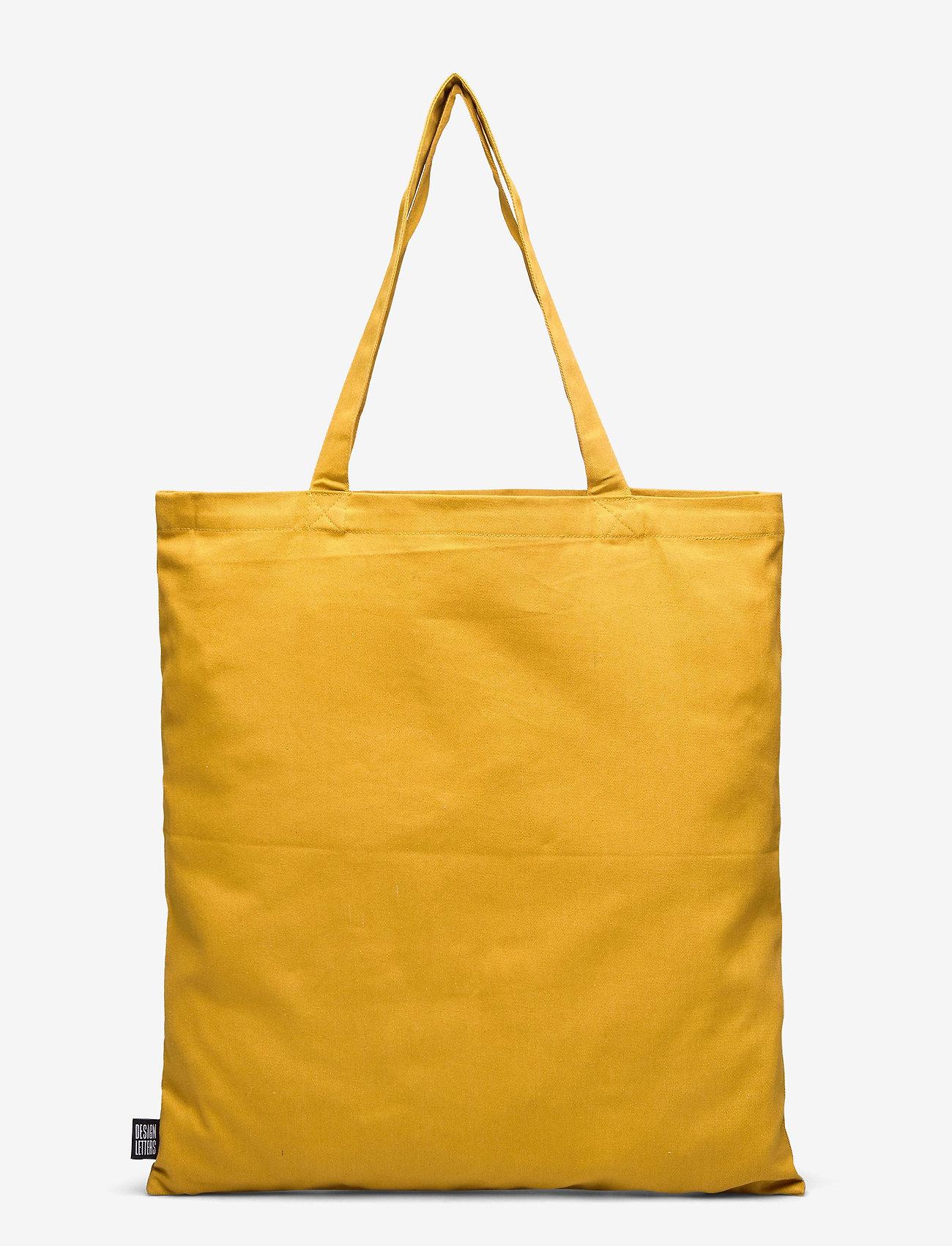 Design Letters - Favourite tote bag - cabas - beige - 1