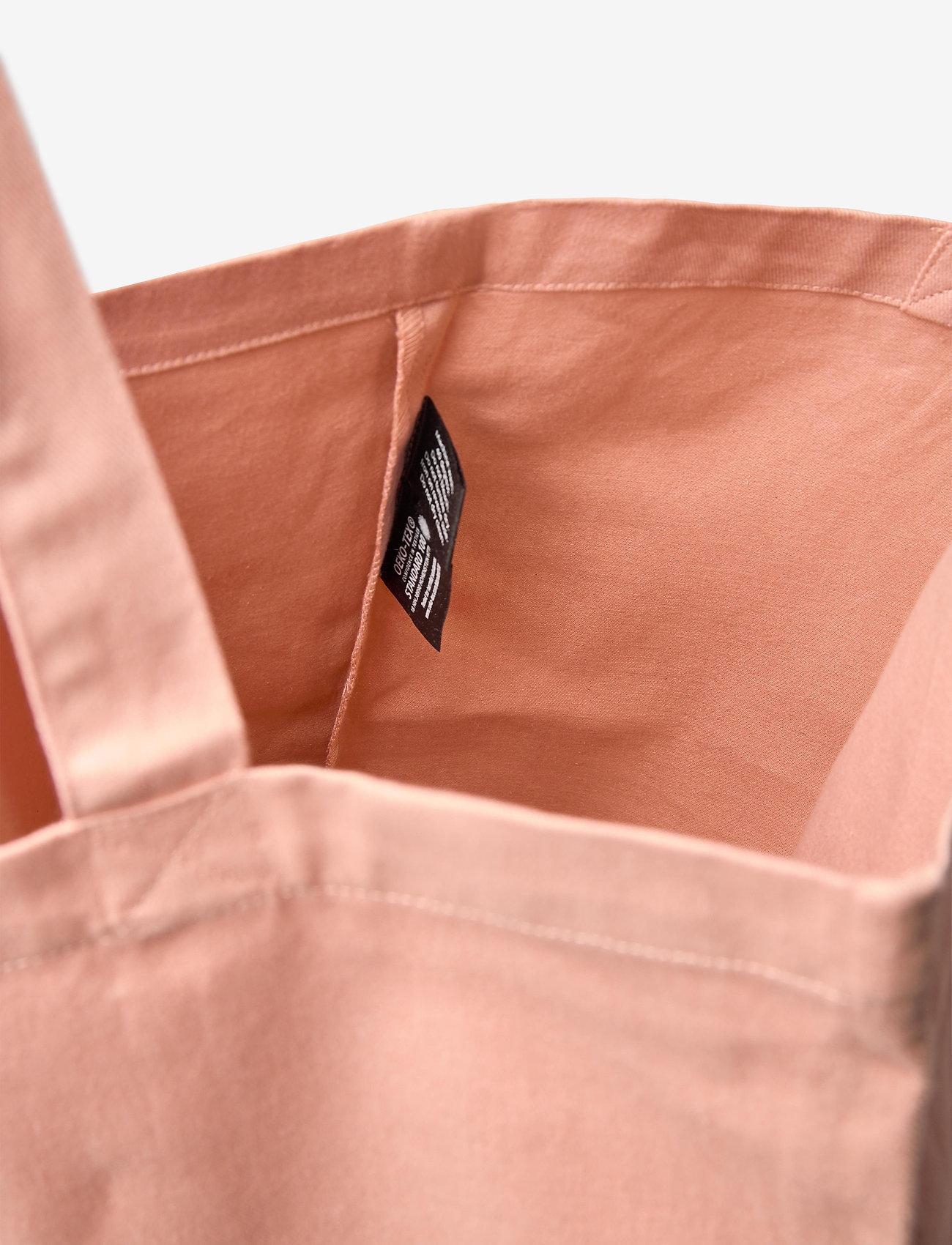 Design Letters - Favourite tote bag - cabas - pink - 4