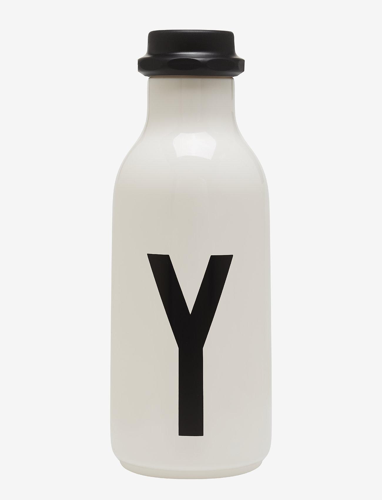 Design Letters - Water bottle A-Z - bouteilles à eau et bouteilles en verre - white - 0