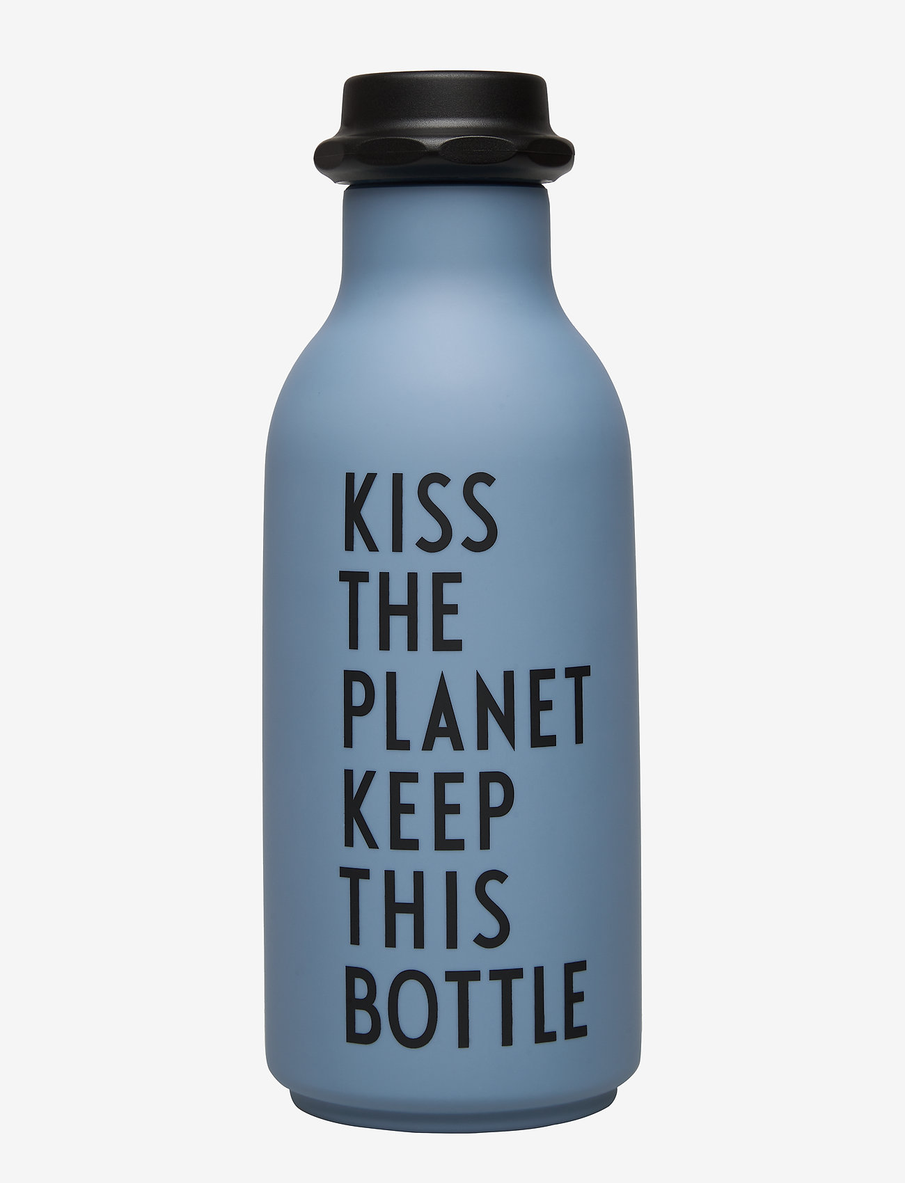 Design Letters - To Go Water Bottle Special Edition - vesipullot - blue - 0