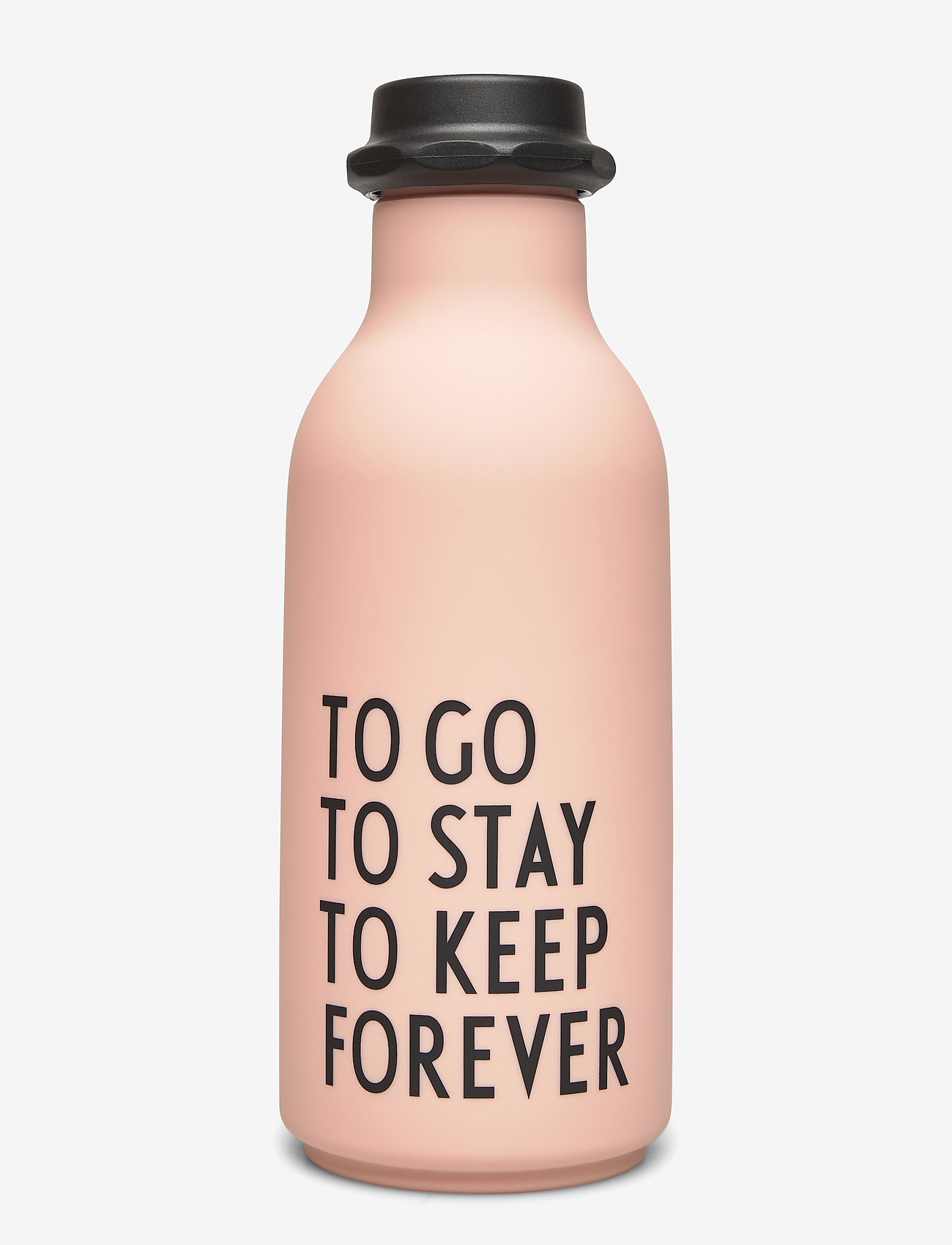 Design Letters - To Go Water Bottle Special Edition - vesipullot - pink - 0