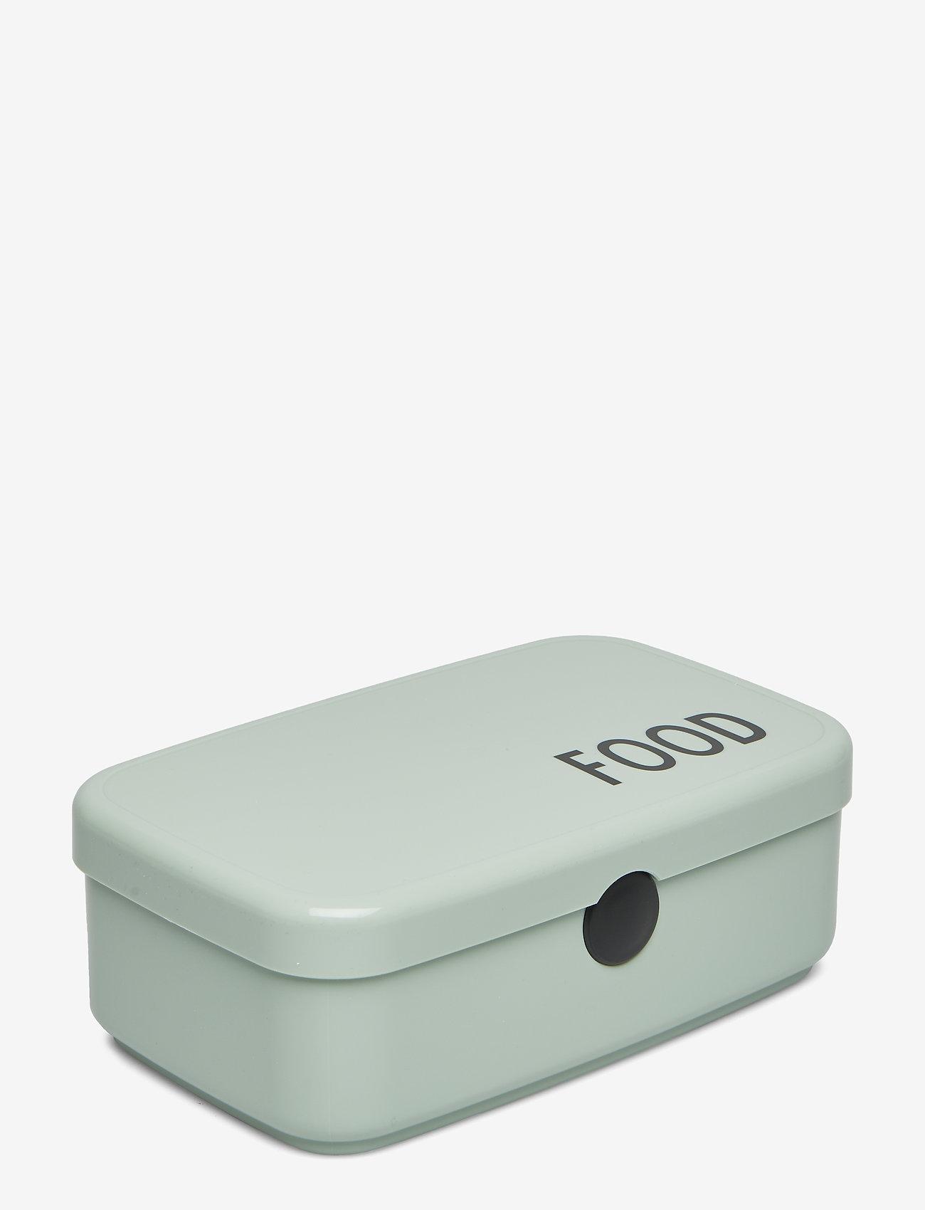 Design Letters - FOOD & LUNCH BOX - wystrój domu - green - 0