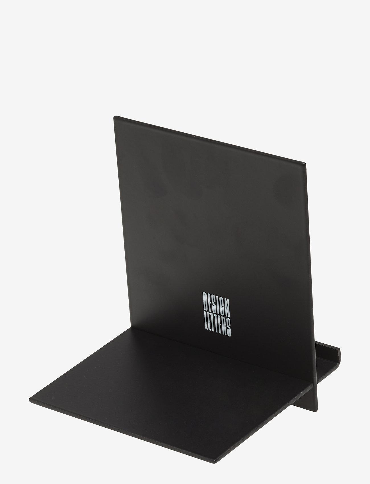 Design Letters - Message Board Stand - fournitures de bureau - black - 1