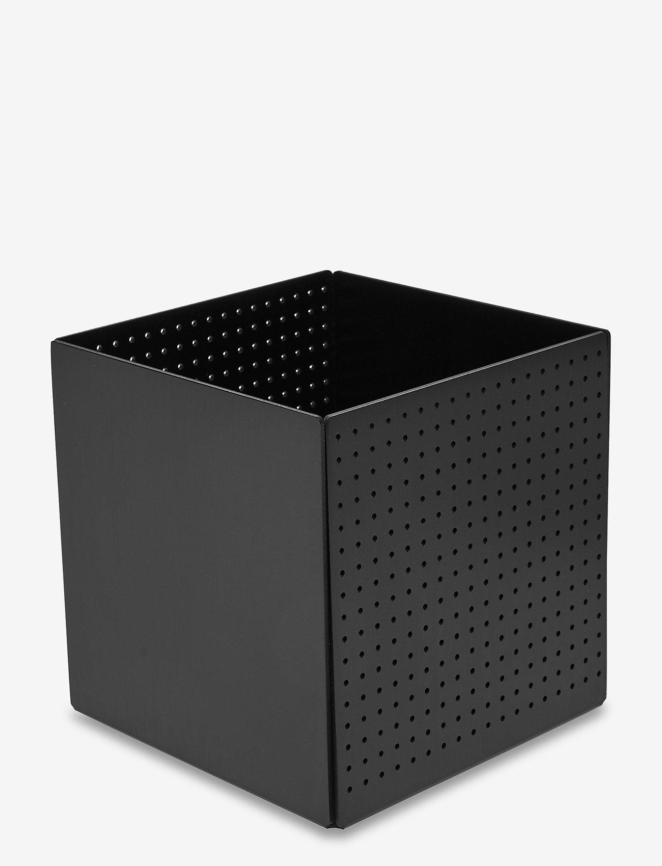 Design Letters - Smart Organiser 110x110x110 - przechowywanie - black - 0