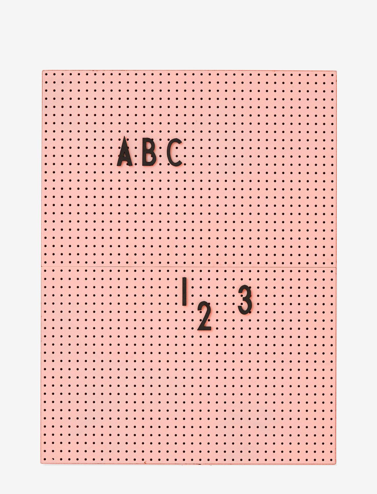 Design Letters - Message board a4 - décor - nude - 0