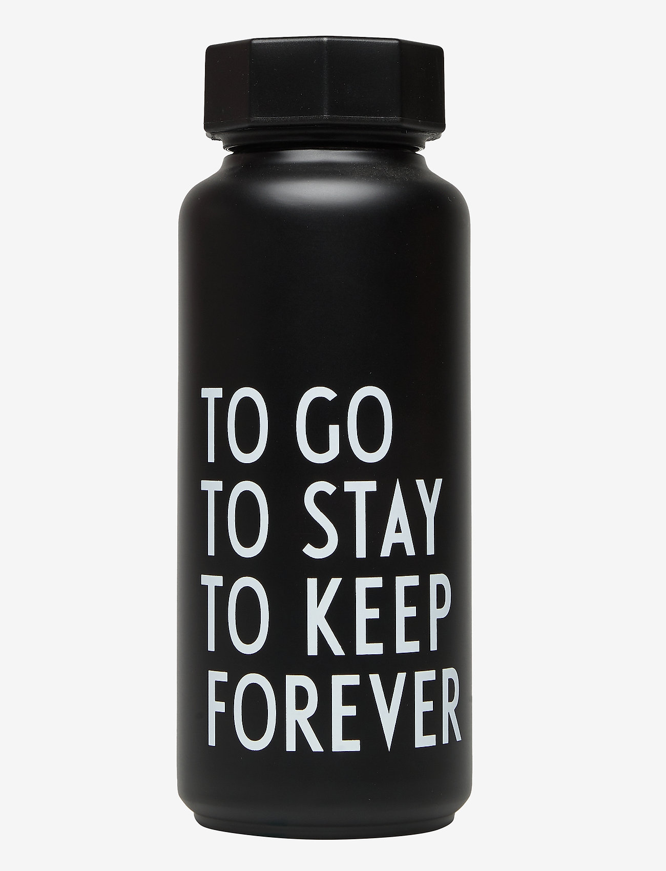Design Letters - Thermo/Insulated Bottle Special Edition - thermos - blktogoto - 0