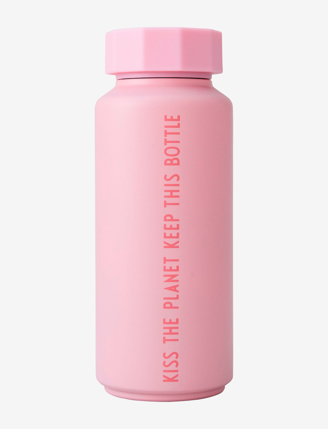 Design Letters - Thermo/Insulated Bottle Special Edition - thermos - pink - 0