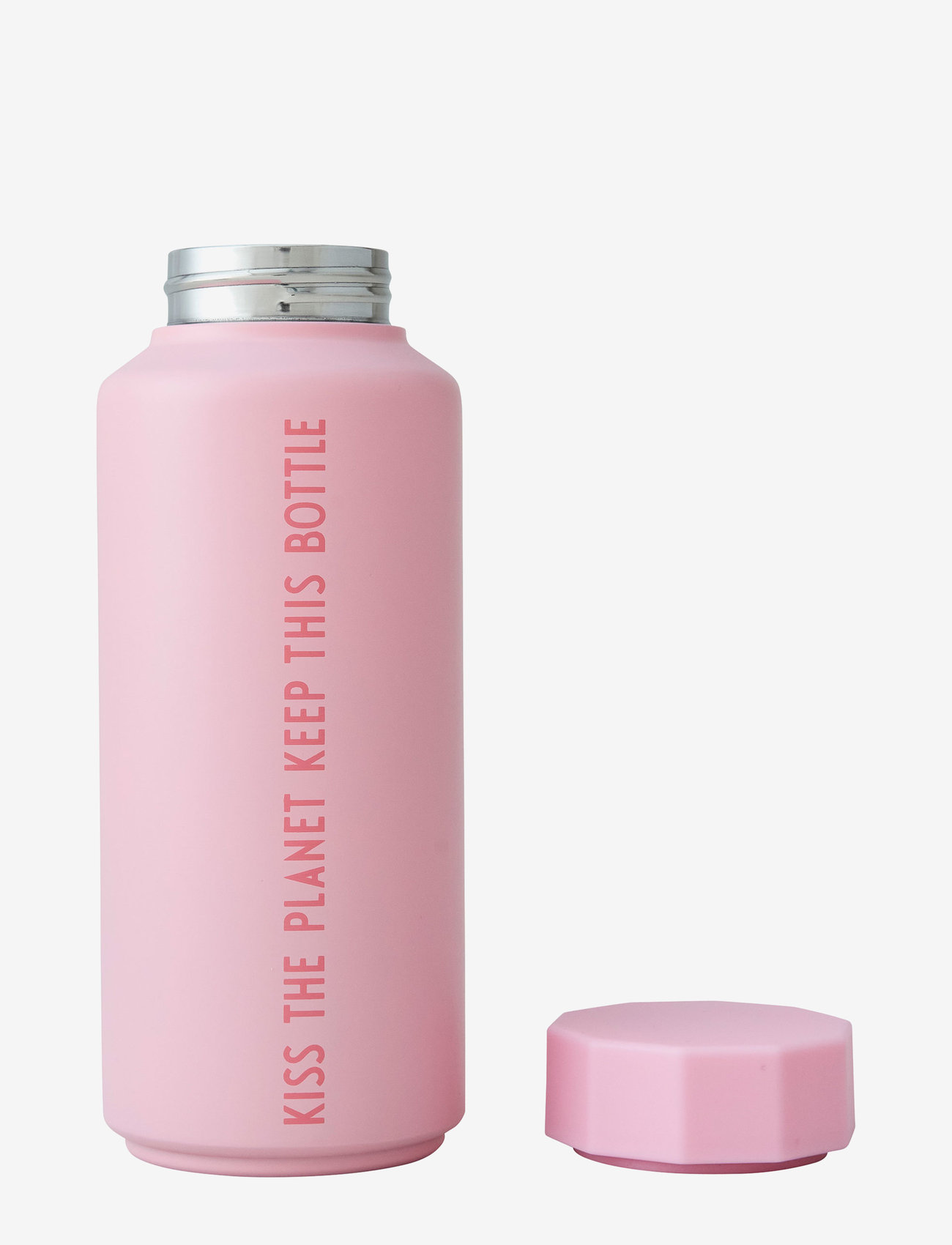 Design Letters - Thermo/Insulated Bottle Special Edition - thermos - pink - 1