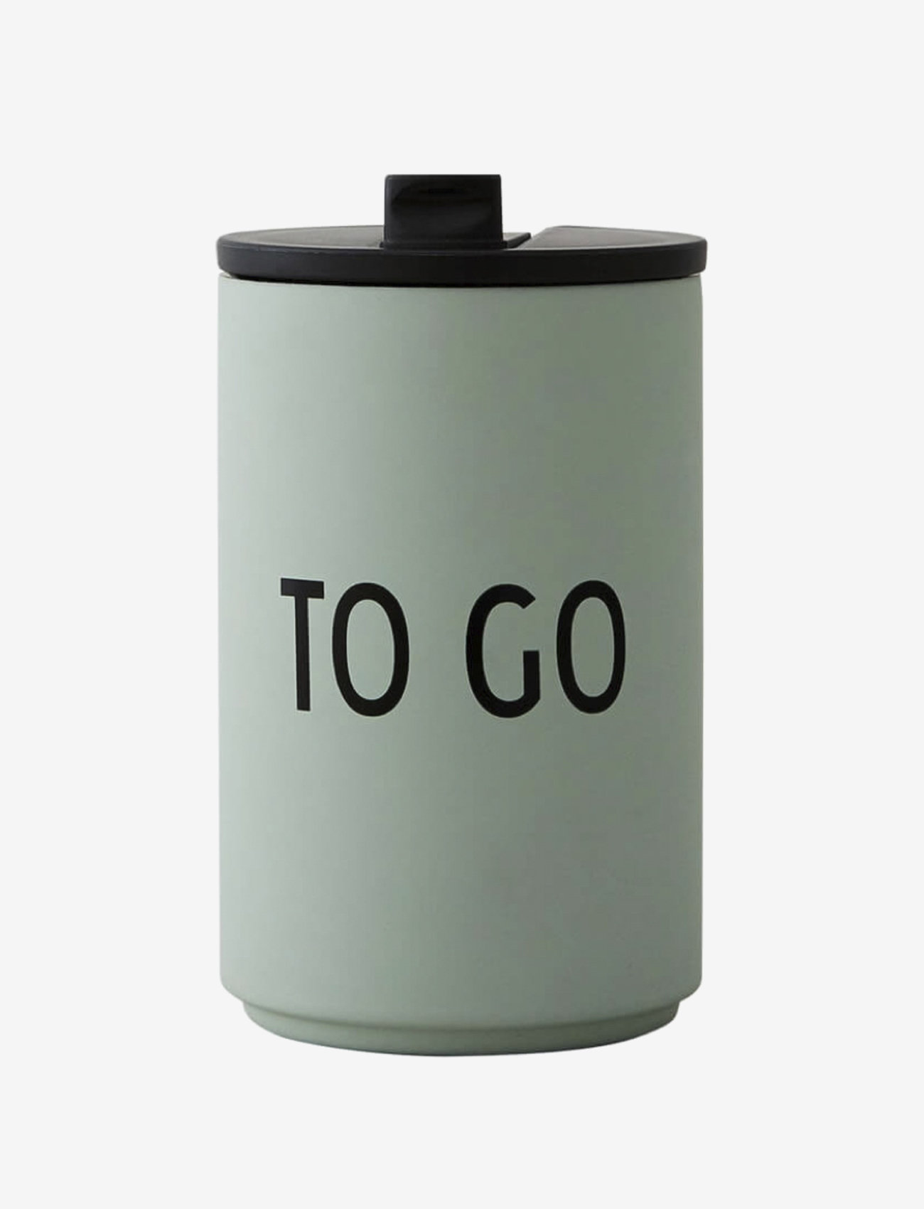 Design Letters - Thermo/Insulated Cup - termosy i kubki podróżne - green - 0