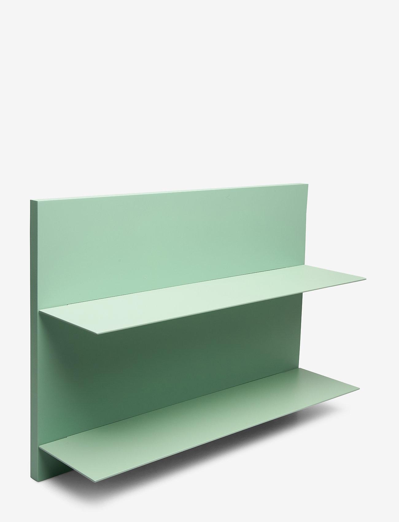 Design Letters - Paper Shelf A3 - etagères et rangements - green - 0