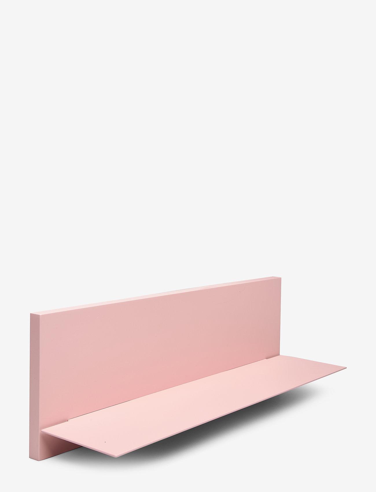 Design Letters - Single shelf - etagères et rangements - pink - 0