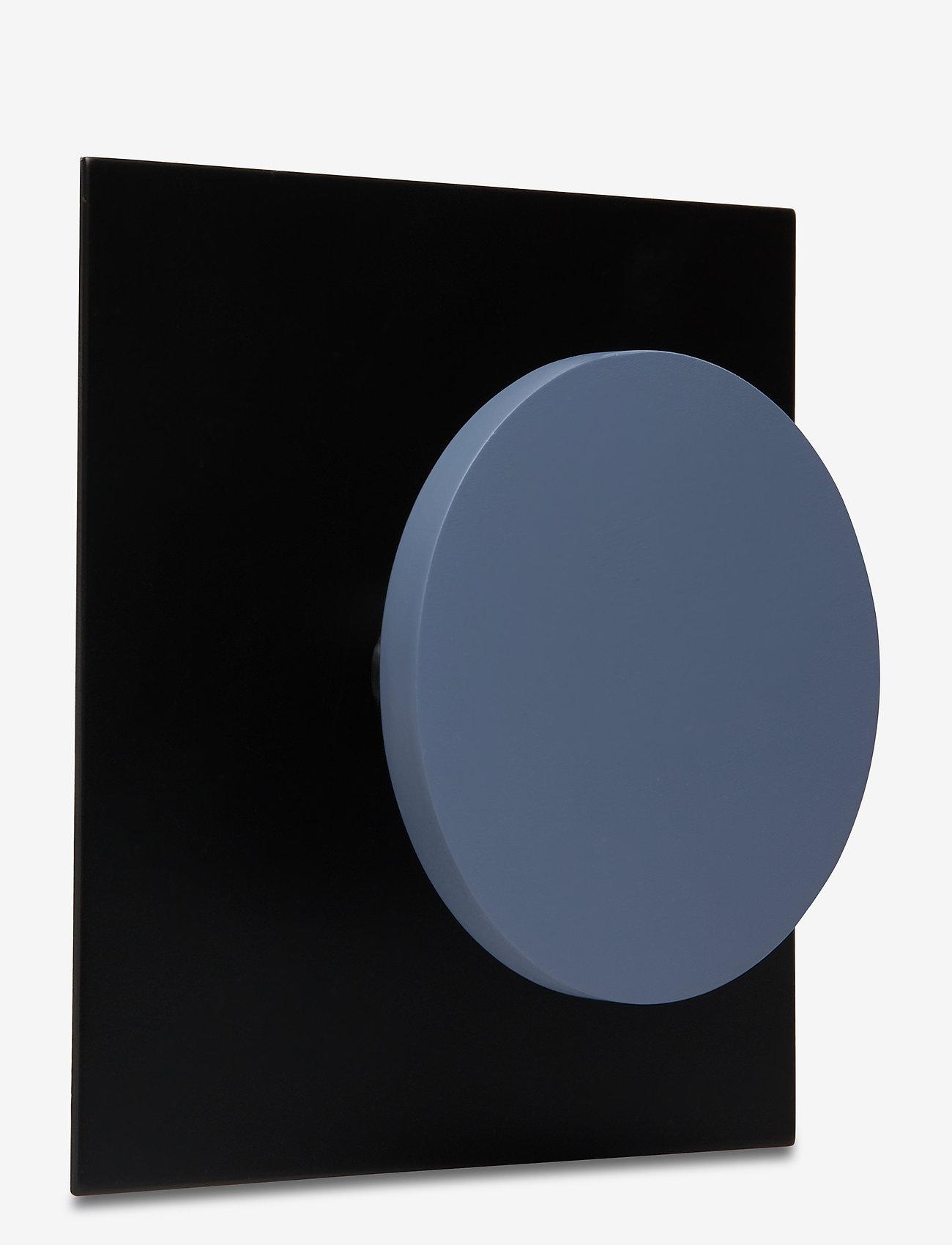 Design Letters - Hook 2 Colour - bluegrey - 1