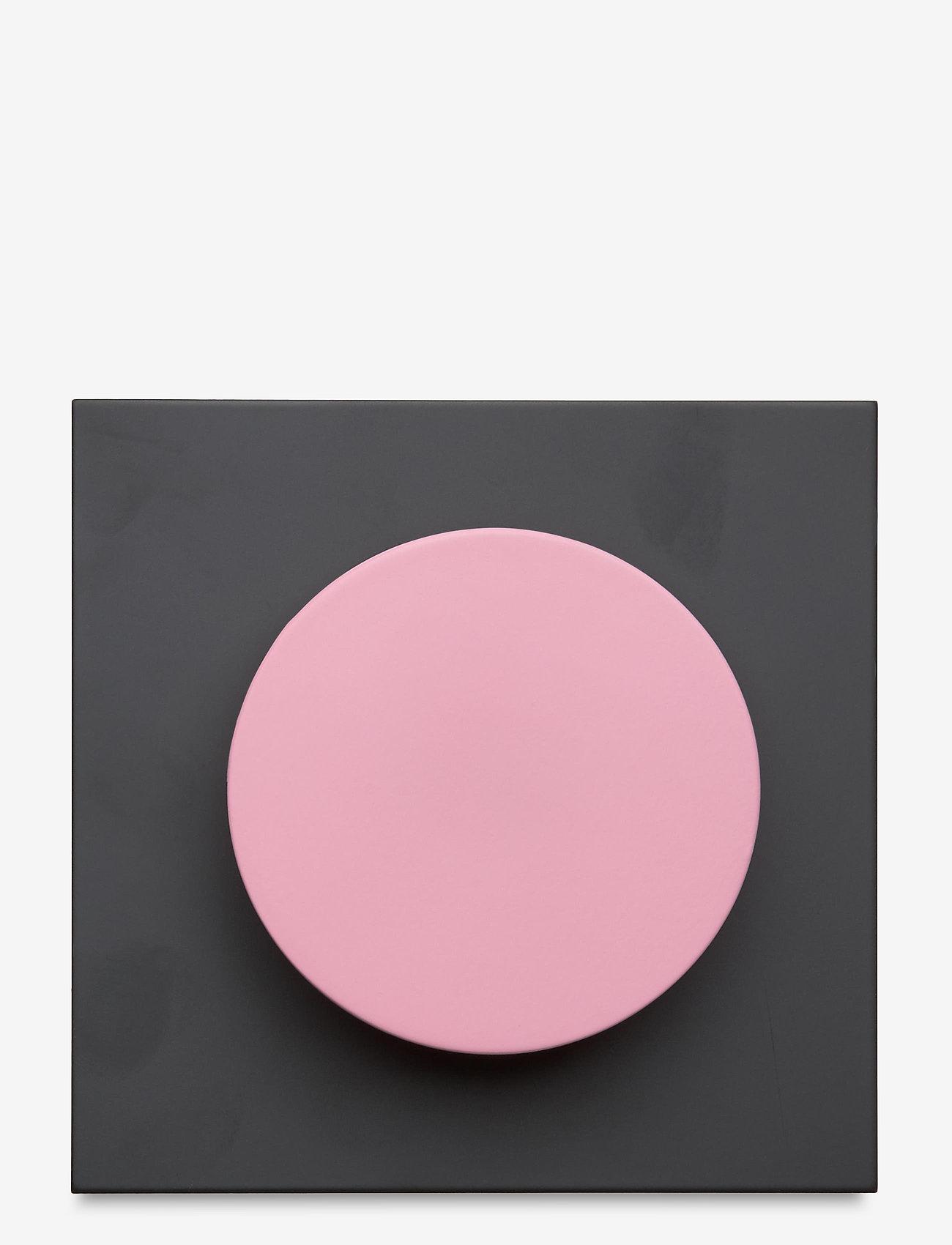 Design Letters - Hook 2 Colour - pink - 0