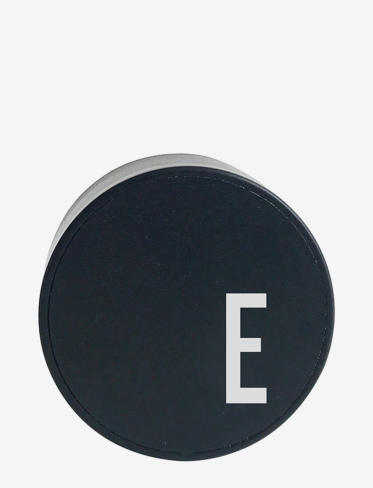 Design Letters - charger a-z - handy accessoires - black - 0