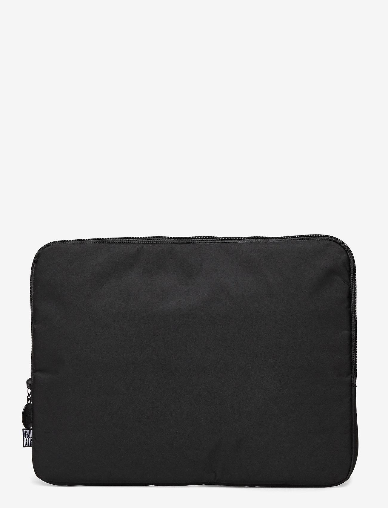 Design Letters - Laptop Coat - sacs pour ordinateur - black - 1