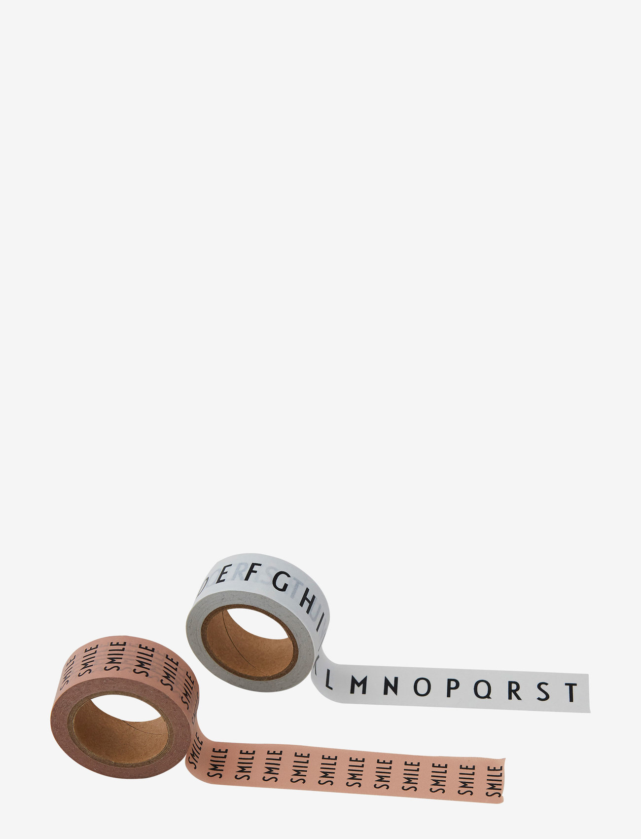 Design Letters - Say it with tape - décor - grey - 1