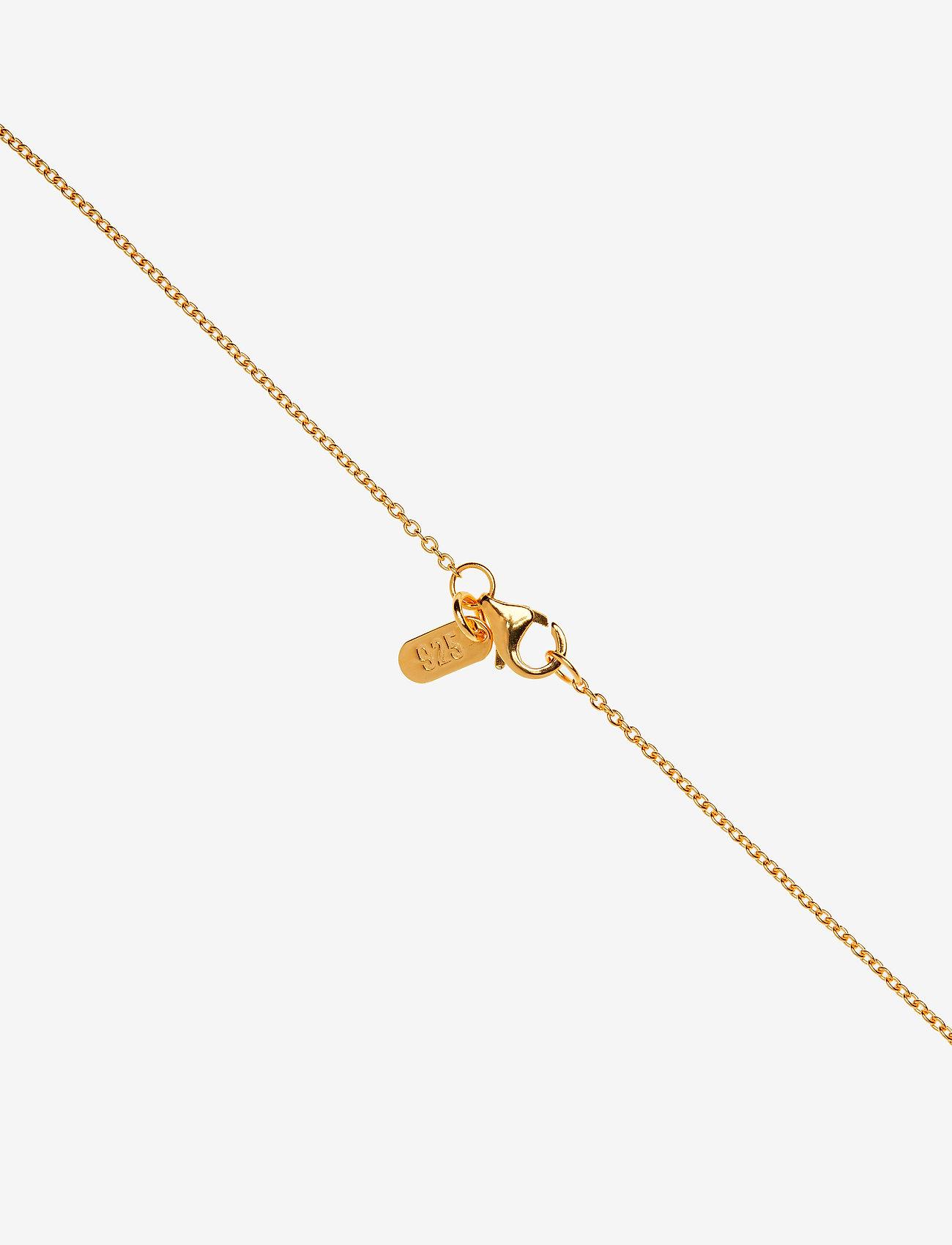 Design Letters - NECKLACE CHAIN 40 CM - colliers - gold - 1
