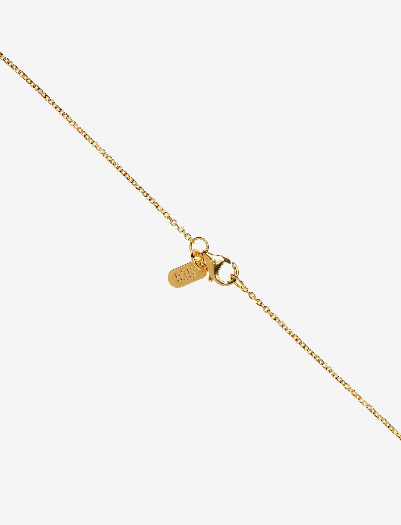 Design Letters - NECKLACE CHAIN 80 CM - colliers - gold - 1