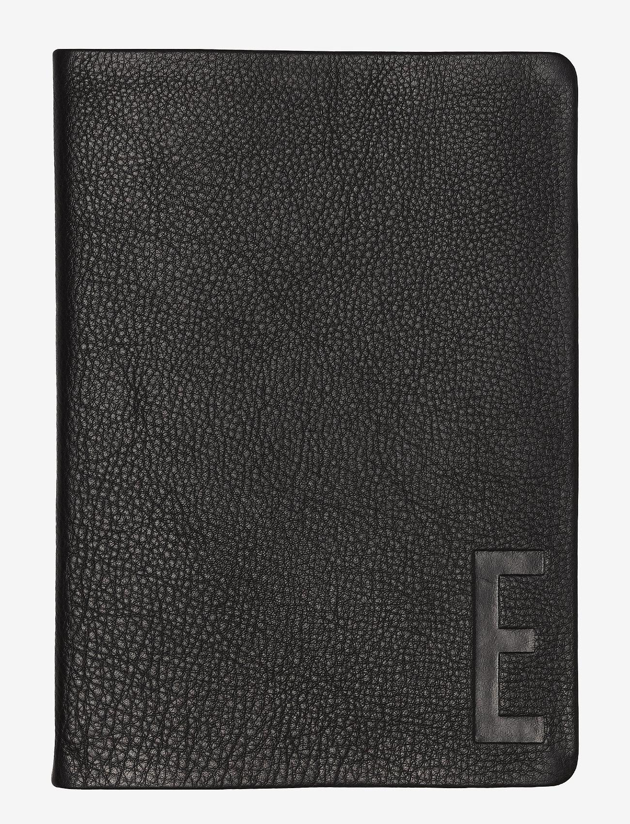 Design Letters - SUIT UP - Personal Notebook - fournitures de bureau - black - 0