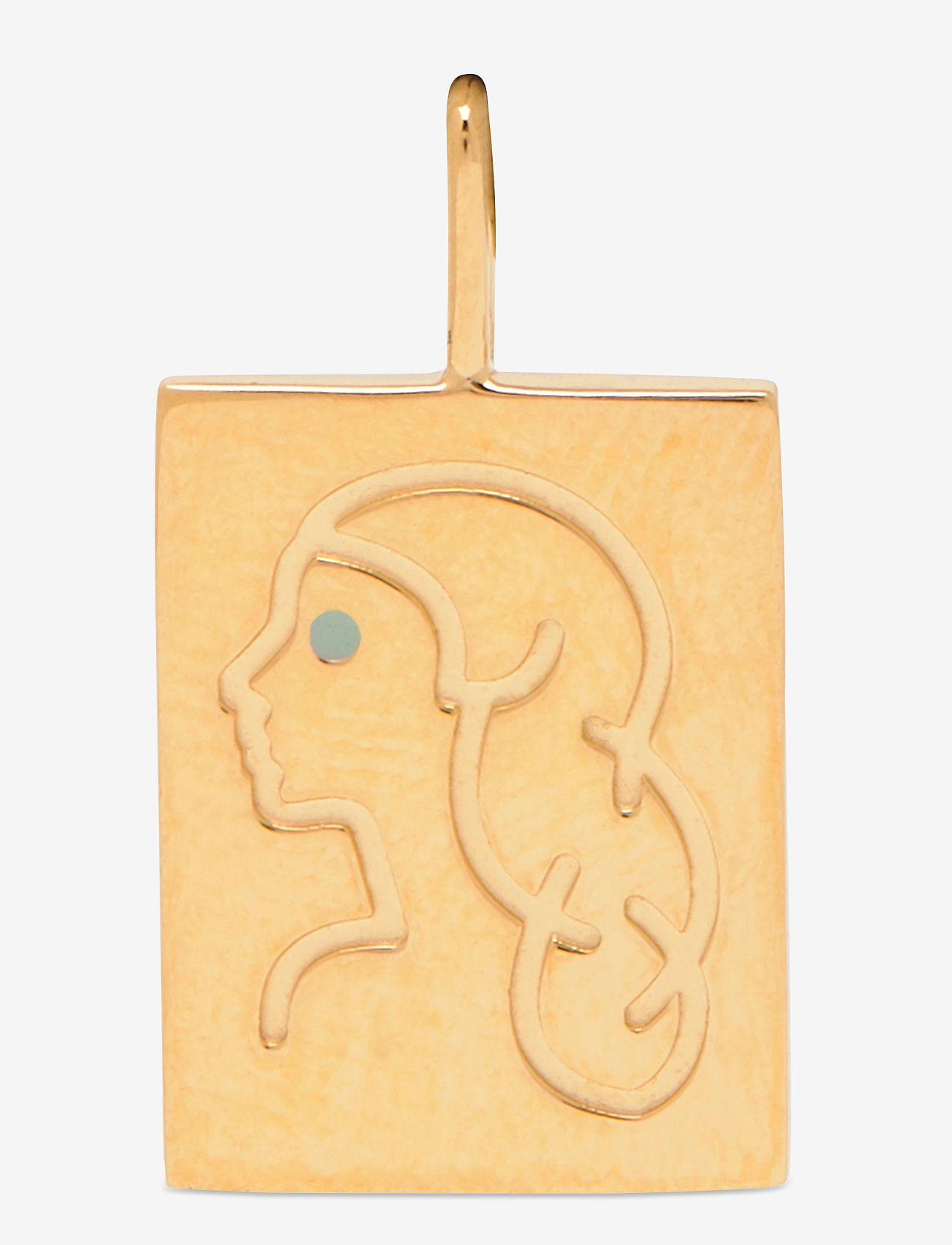 Design Letters - Zodiac by Design Letters - Gold - pendentifs - gold - 0